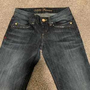 Guess Brand Premium Jeans